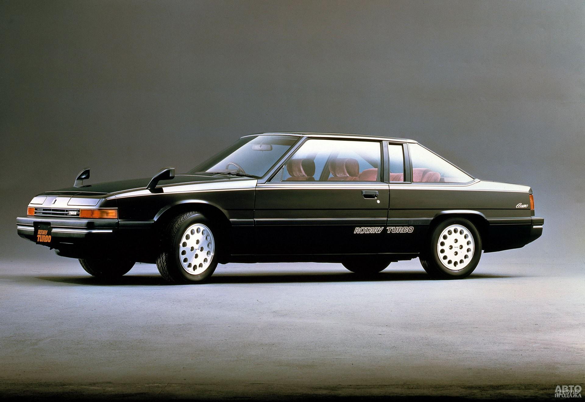 Mazda Cosmo Rotary, 1983 год