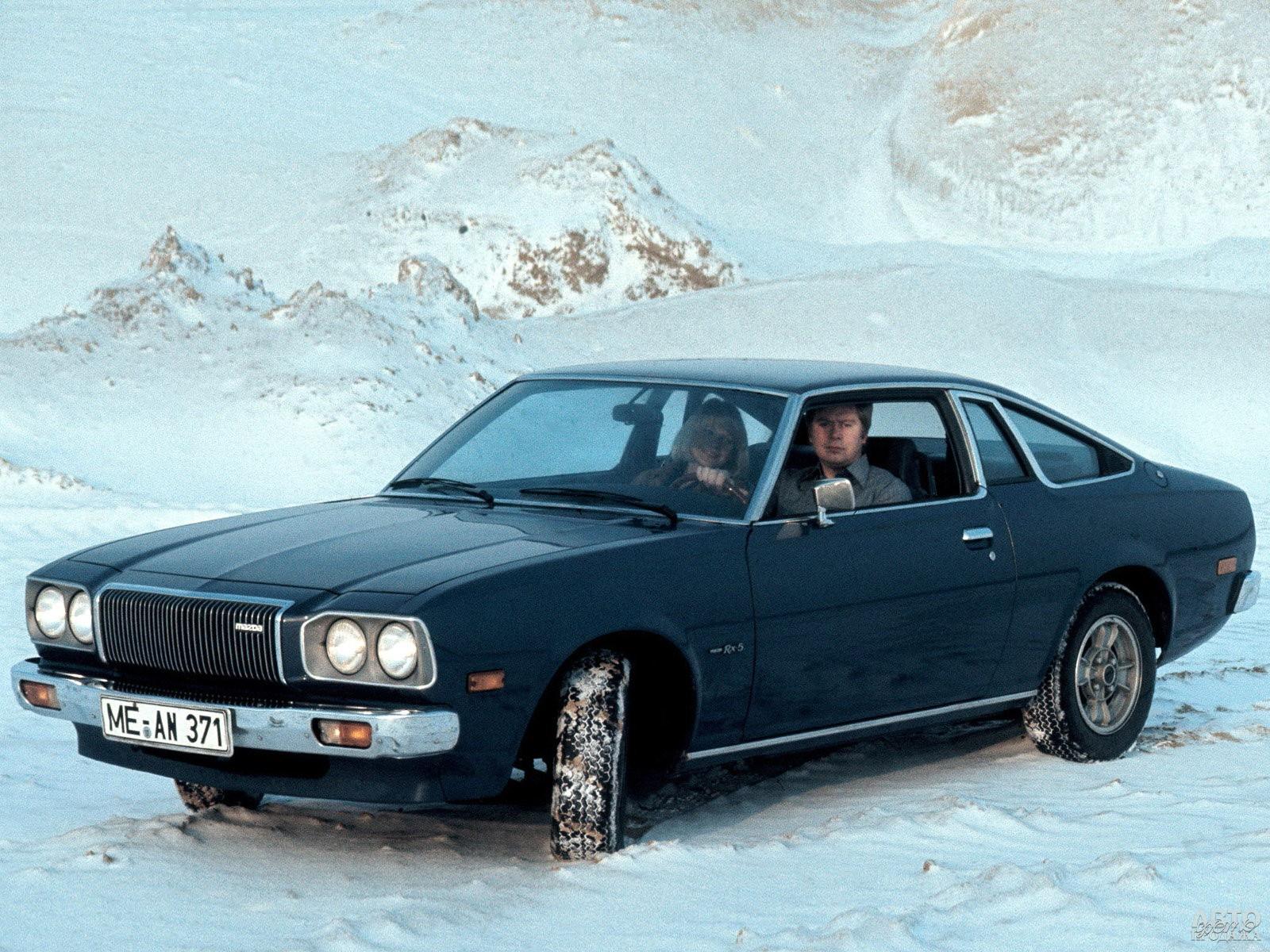 Mazda RX-5 1975 года