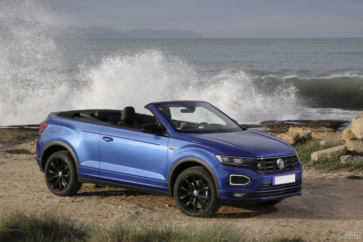 Volkswagen T-Roc Cabriolet: нестандартный подход