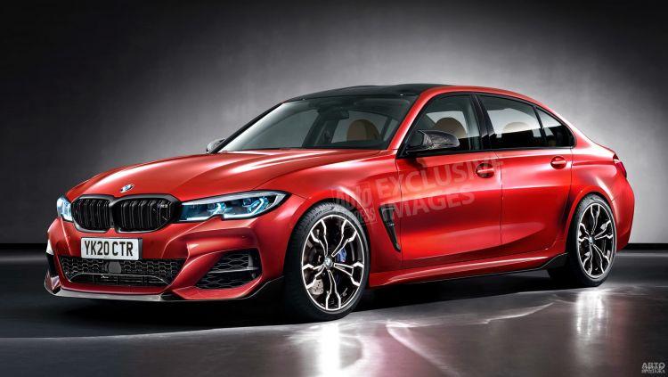 Новый BMW M3 представят летом