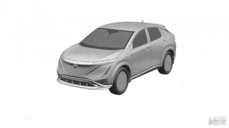 Рассекречен электрический вседорожник Nissan