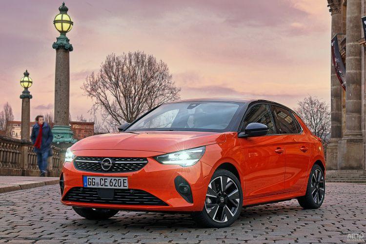 Opel Corsa-e: новый этап