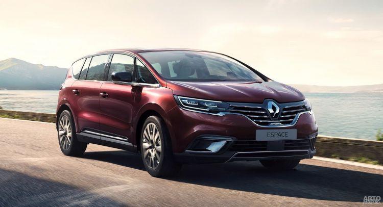 Renault Espace могут снять с производства
