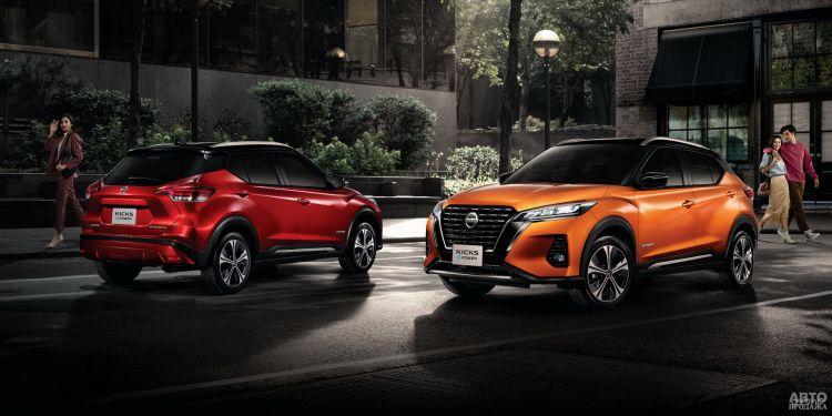 Nissan Kicks: модернизация
