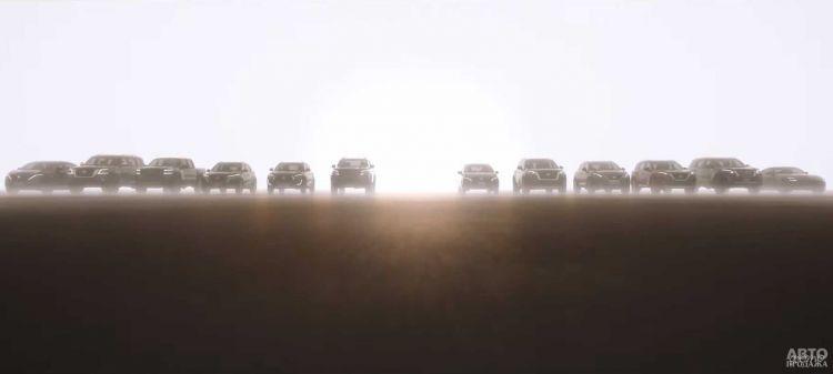 Nissan представит 12 новых моделей за полтора года