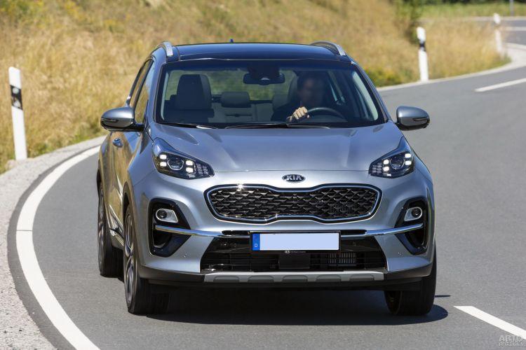 Kia Sportage, Opel Grandland X и Renault Kadjar: ставка на экономичность