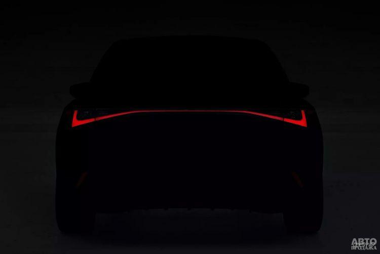 Новый Lexus IS готовят к премьере