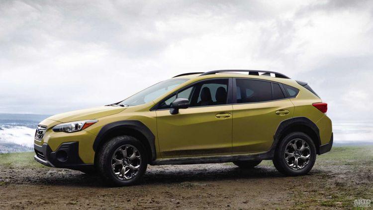 Subaru XV получил более мощную версию