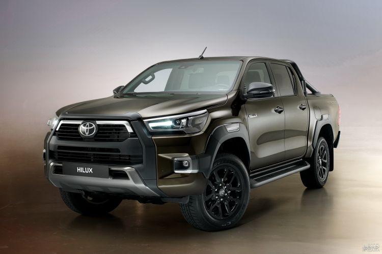 Toyota Hilux: повторная модернизация