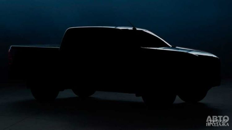 Mazda готовит новый пикап