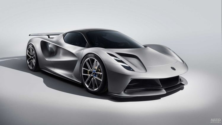 Lotus полностью перейдет на выпуск электромобилей