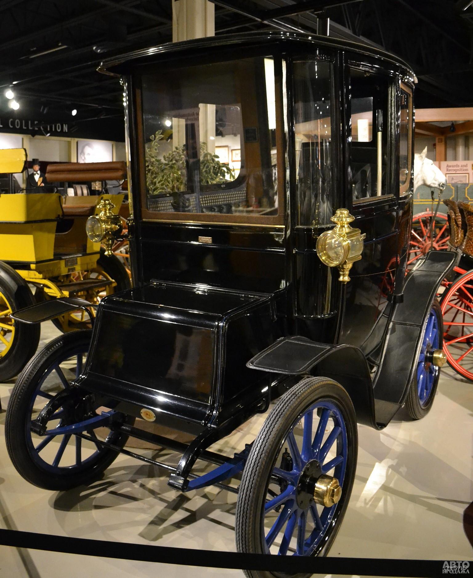 Электрический Studebaker 1902 года