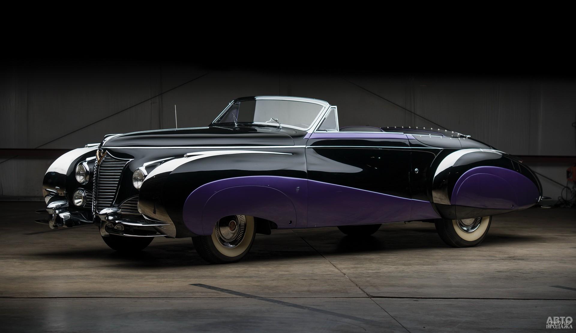 Cadillac Series 62 Drophead 1948 года