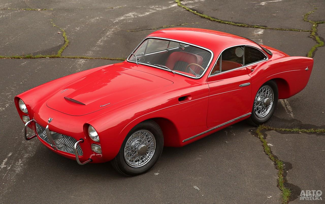 Pegaso Z-102 Coupe 1951 года