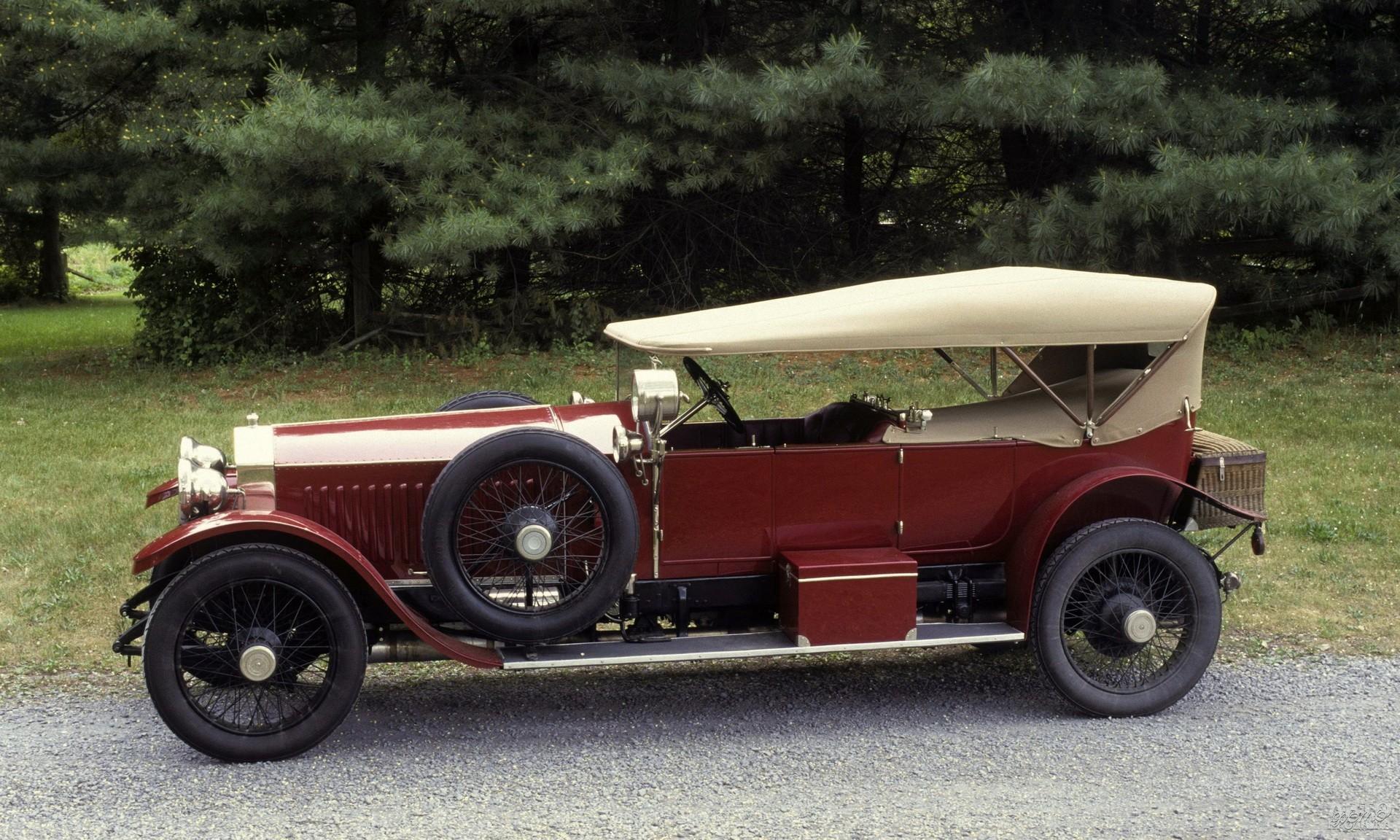 Rolls-Royce Silver Ghost 1913 года