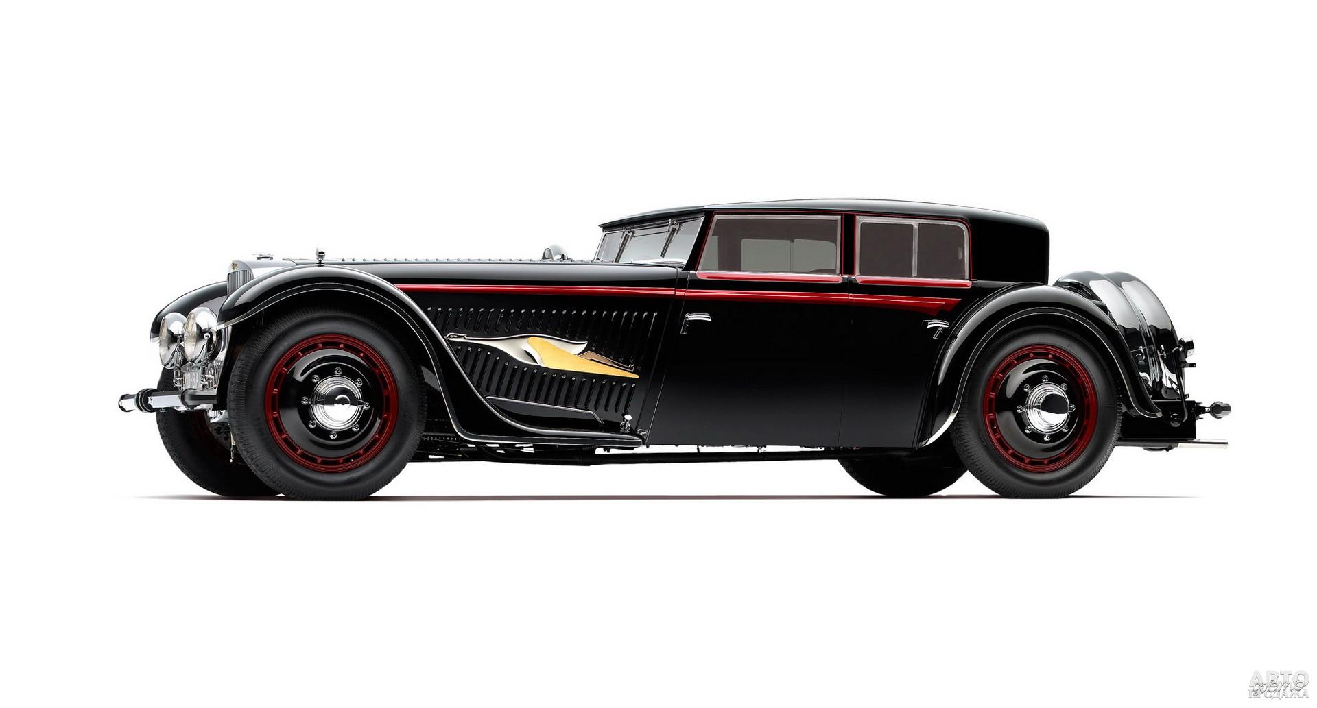 Bucciali TAV 8-32 Fleche d'Or Berline 1932 года
