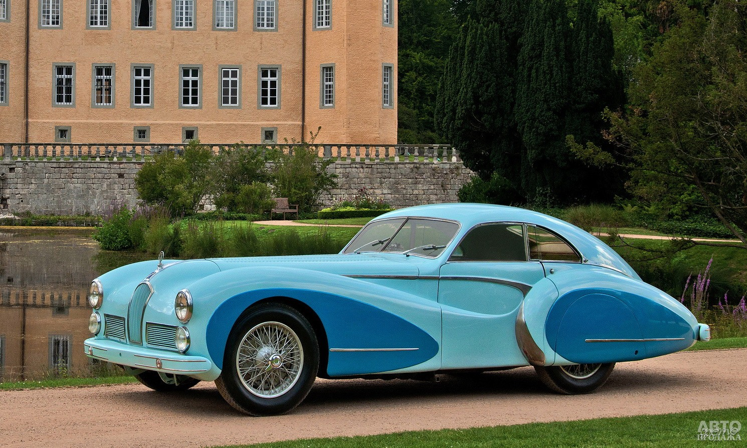 Talbot-Lago T26 Grand Sport Coupe 1949 года