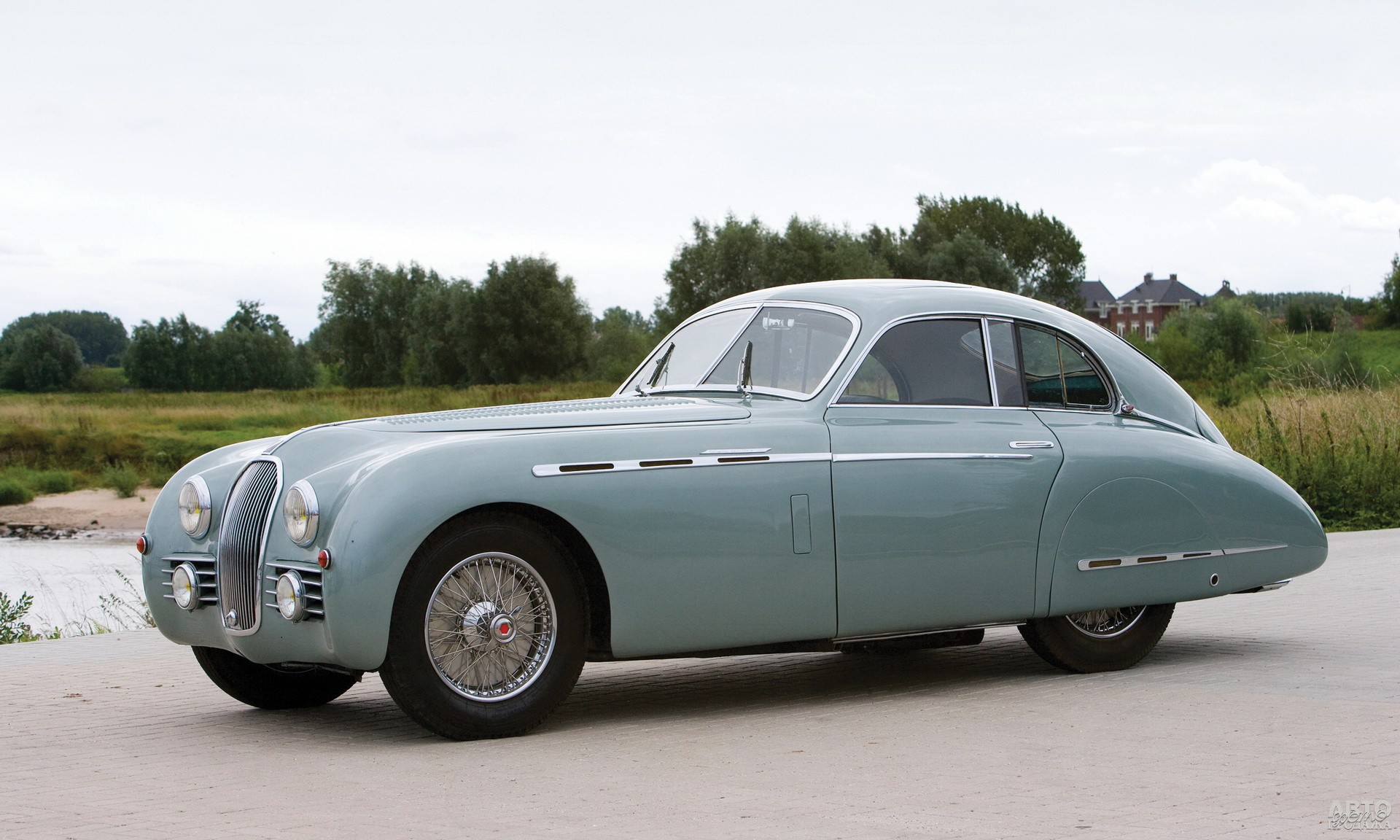 Talbot-Lago T26 Grand Sport Coupe 1951 года