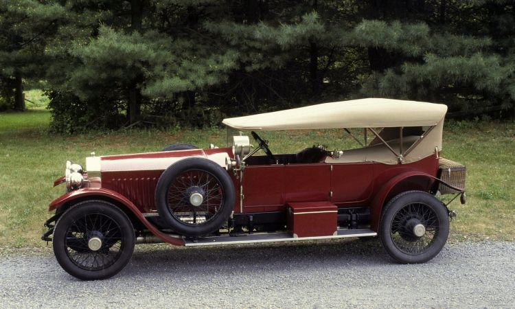 Rolls-Royce Silver Ghost 1913 года
