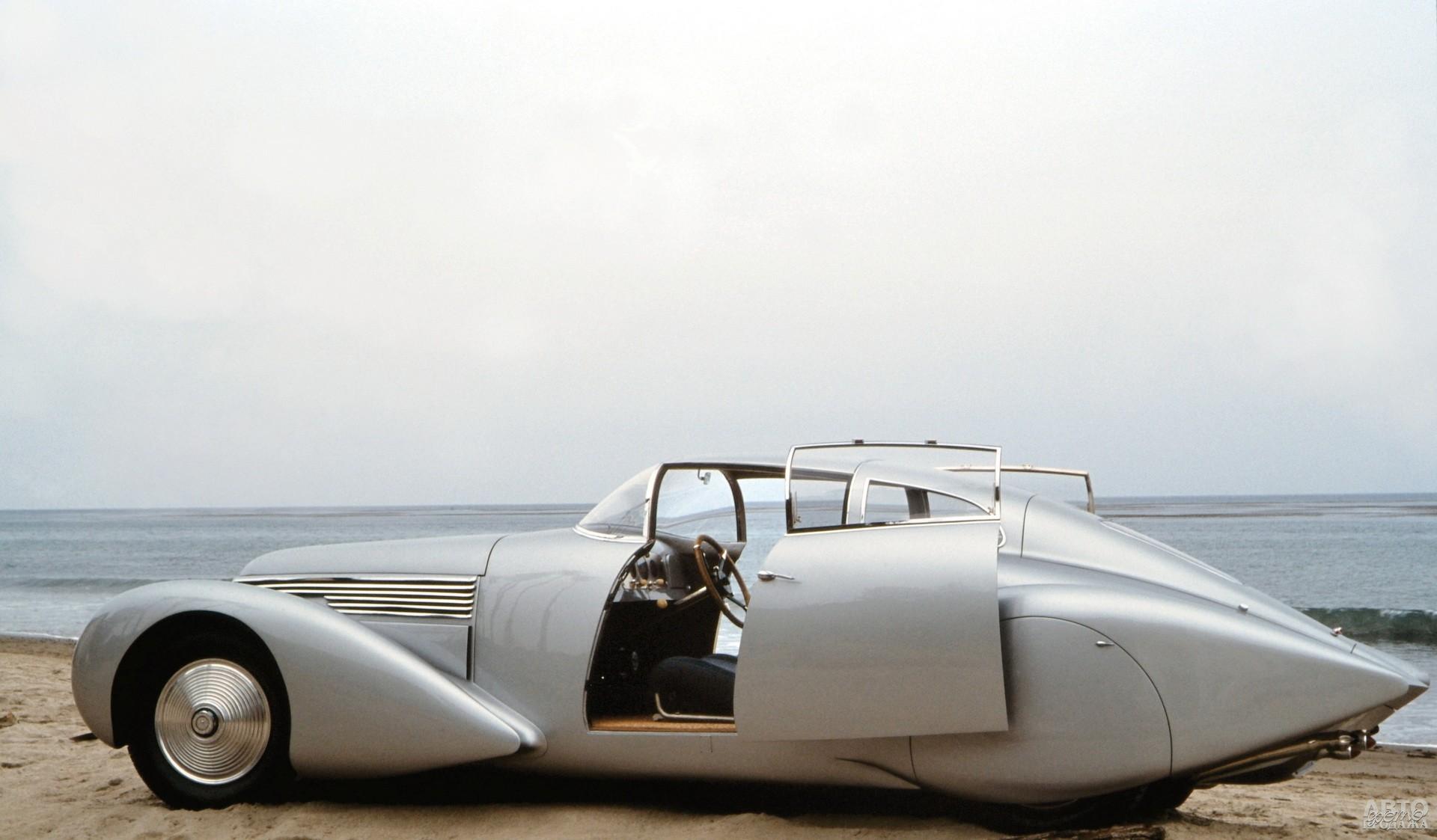 Hispano-Suiza H6C Xenia, 1938 год
