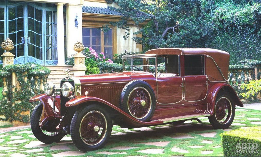 Hispano-Suiza H6B 1923 года