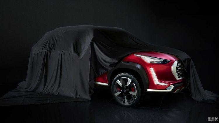 Nissan готовит компактную вседорожную модель