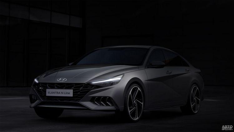 Hyundai Elantra получит заряженную версию