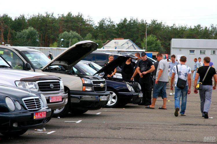 Рынок б/у авто в Украине продемонстрировал рост