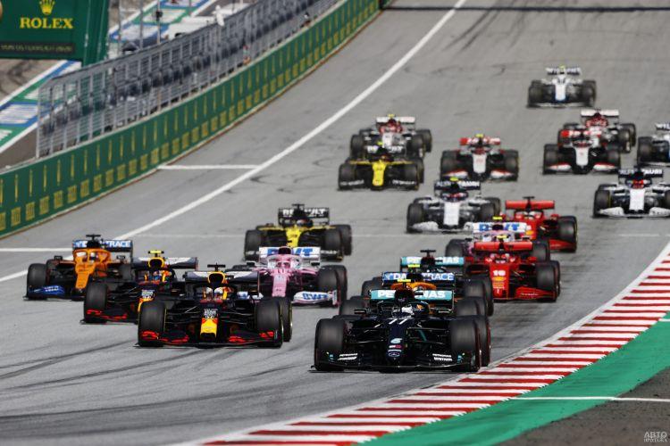 Формула-1: опубликован окончательный календарь на 2020 год