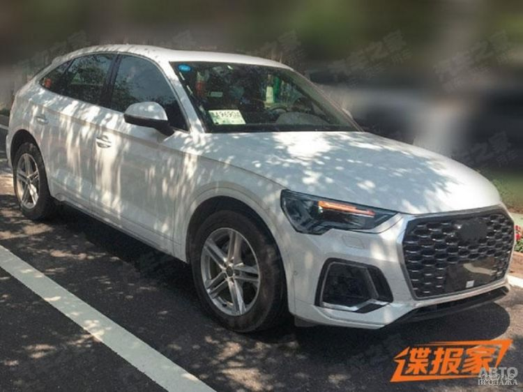 Audi Q5 получит купеобразную версию