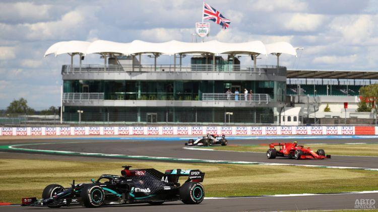 Чемпионат Формулы-1 2020 года расширен