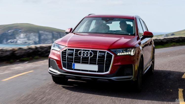 Audi Q7, BMW X7 и Mercedes-Benz GLS: полноразмерный премиум-класс