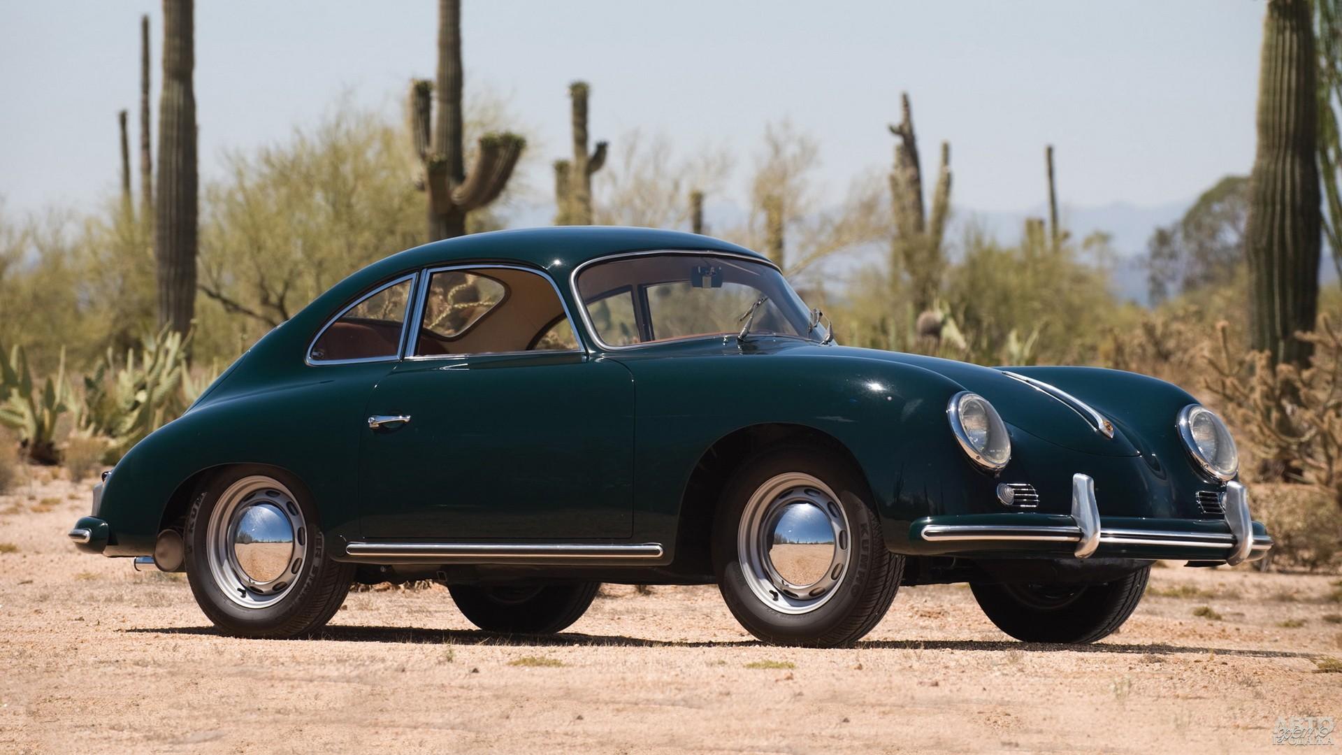 Pоrsche 356A Coupe 1956 года