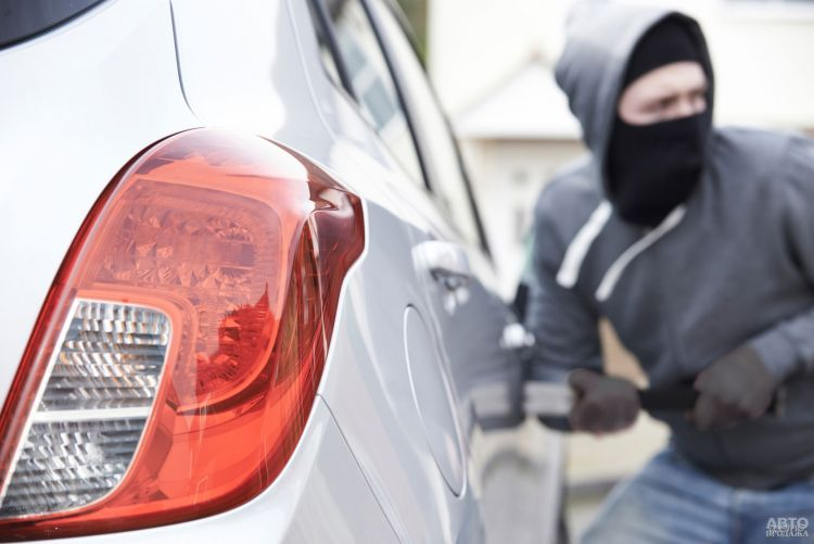Верховная Рада усилила ответственность за угон авто