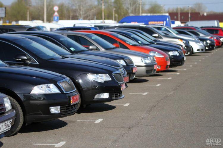 Рынок б/у авто в Украине продолжает расти