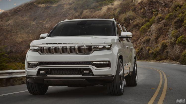 Jeep Grand Wagoneer: возрождение флагмана