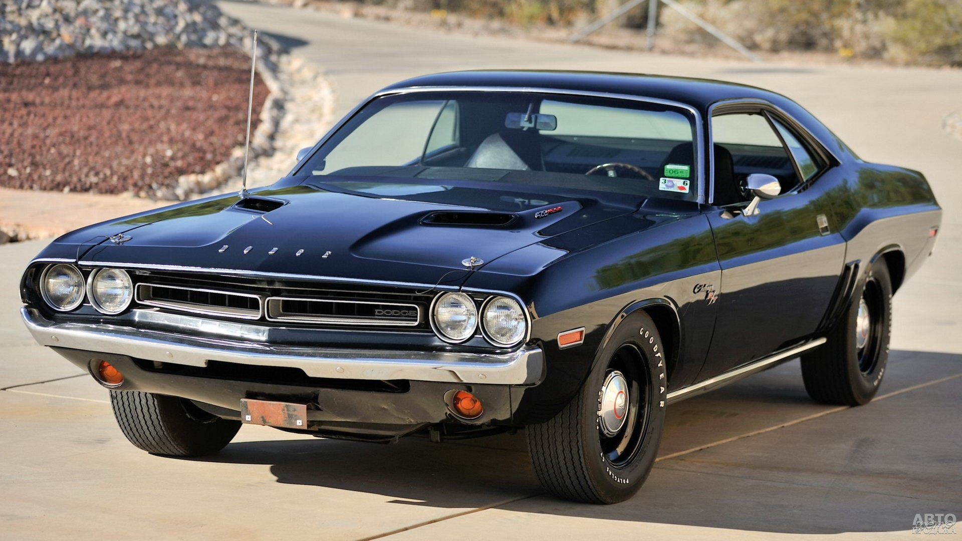 Всего в 1971 году выпущено лишь 356 Dоdge Challenger Hemi