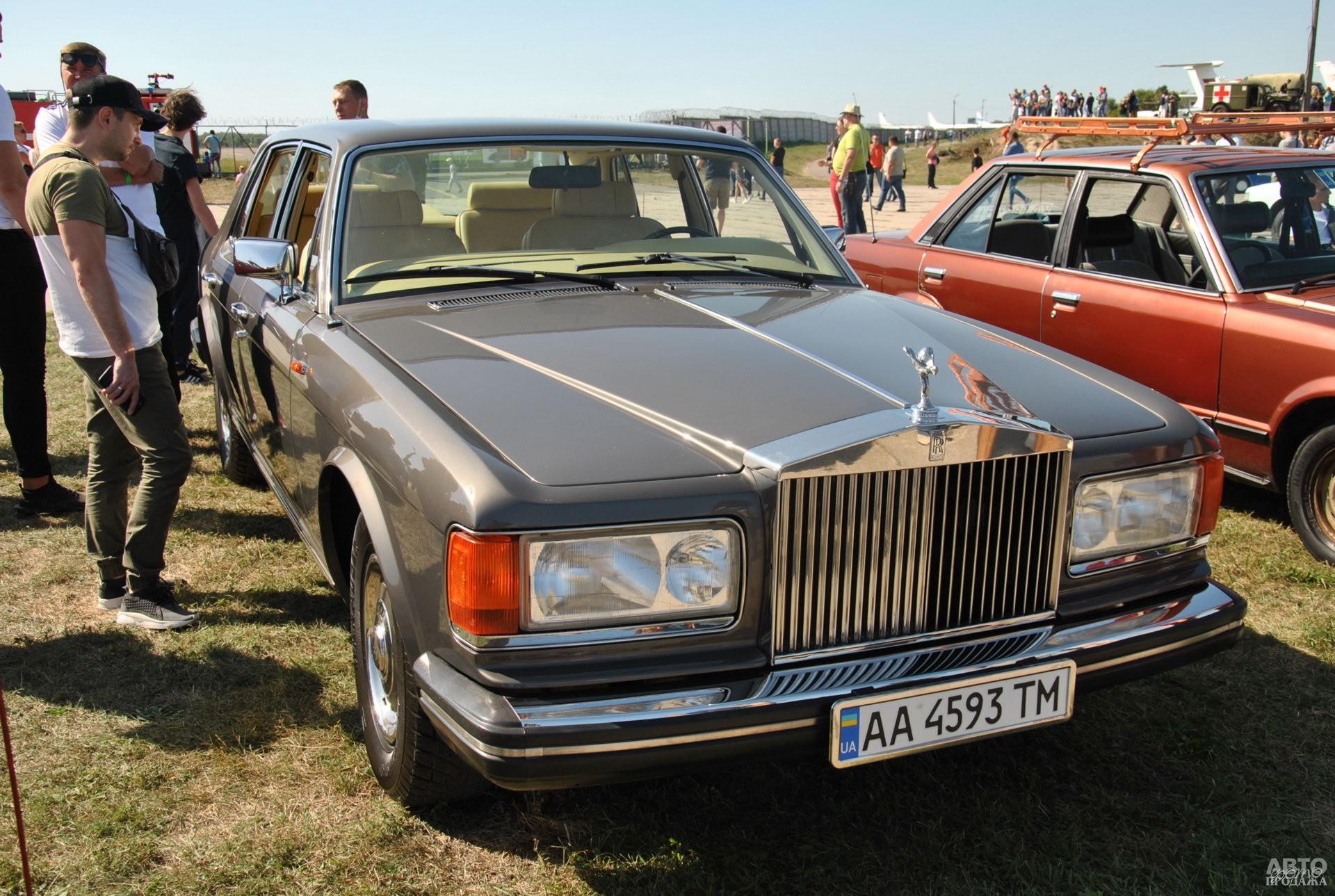 Rolls-Royce Silver Spirit 1984 года