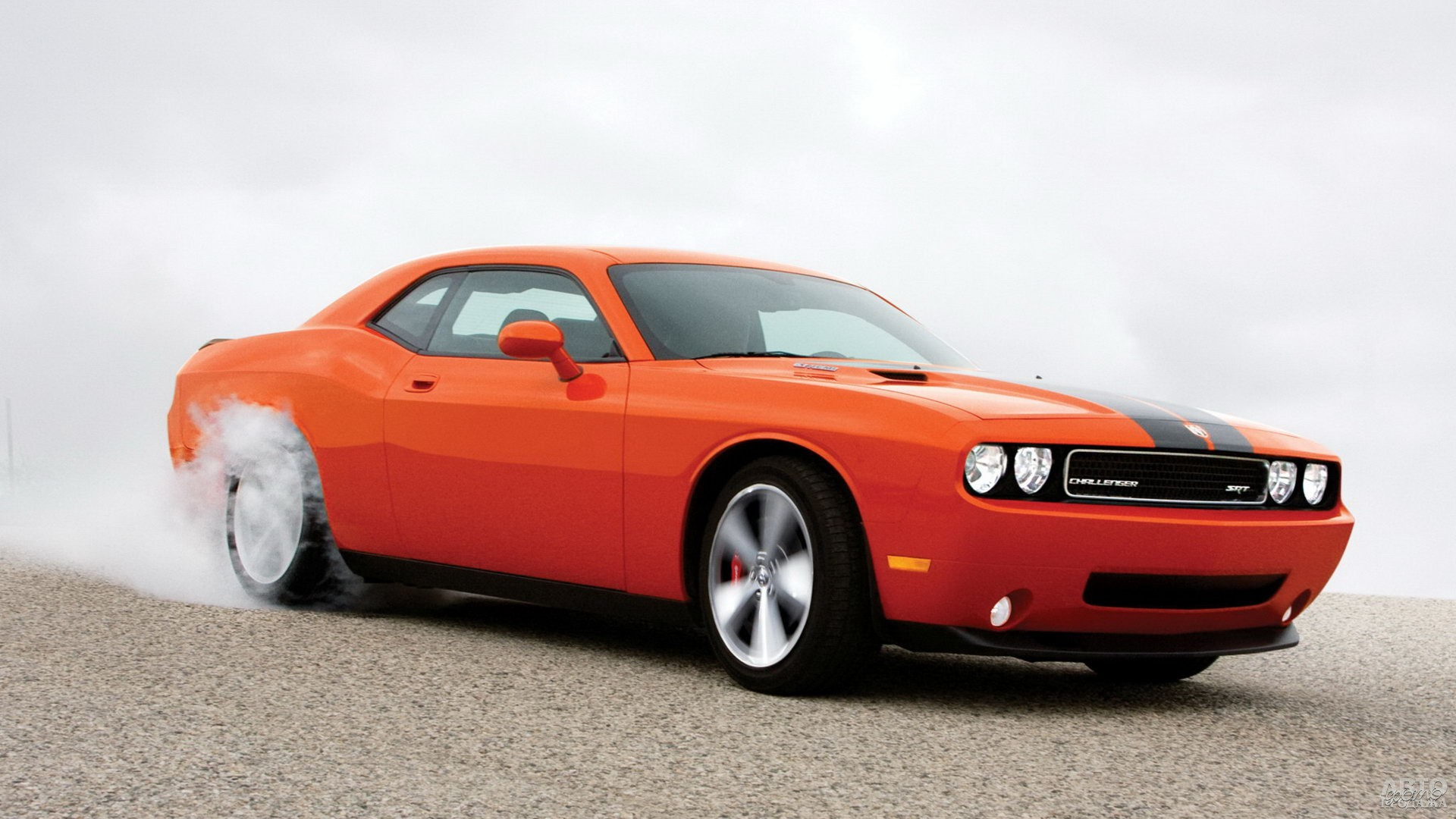 Возрожденный Dоdge Challenger 2008 года