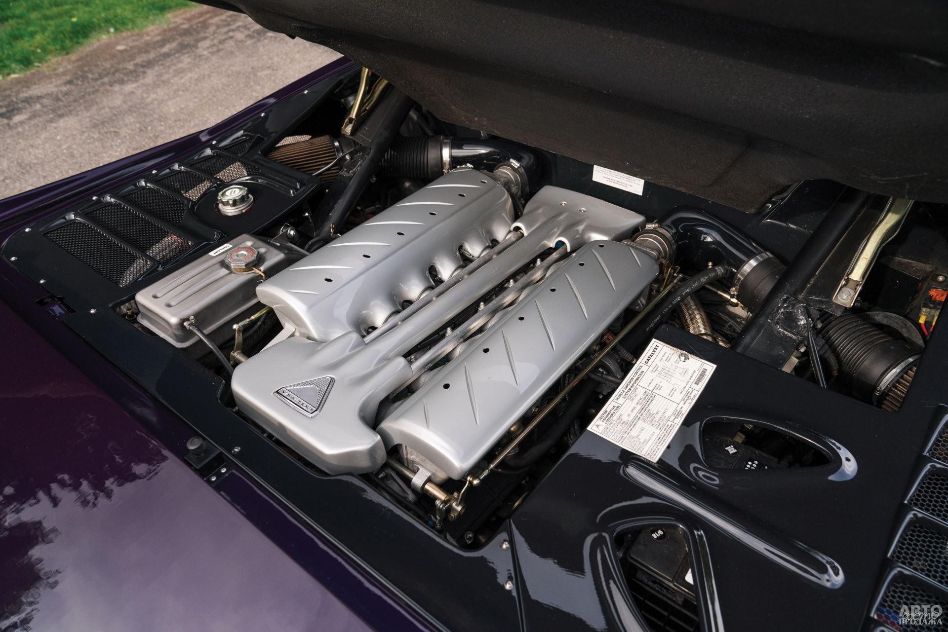 М12 получил двигатель от Lamborghini Diablo