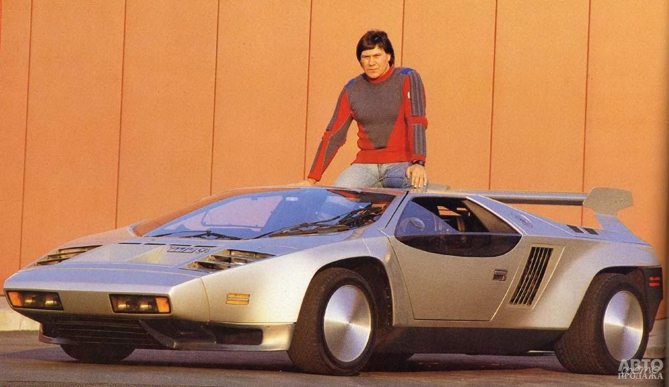 Джеральд Вигерт и Vector 1979 года