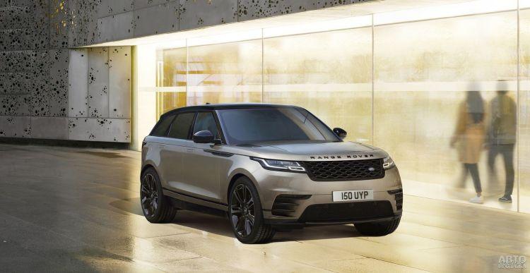 Range Rover Velar оснастили новыми двигателями