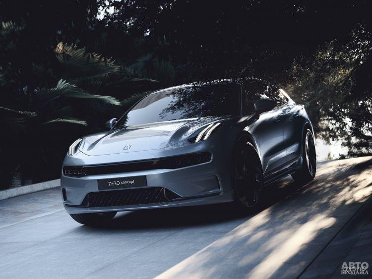 Geely и Volvo показали электромобиль с огромным запасом хода