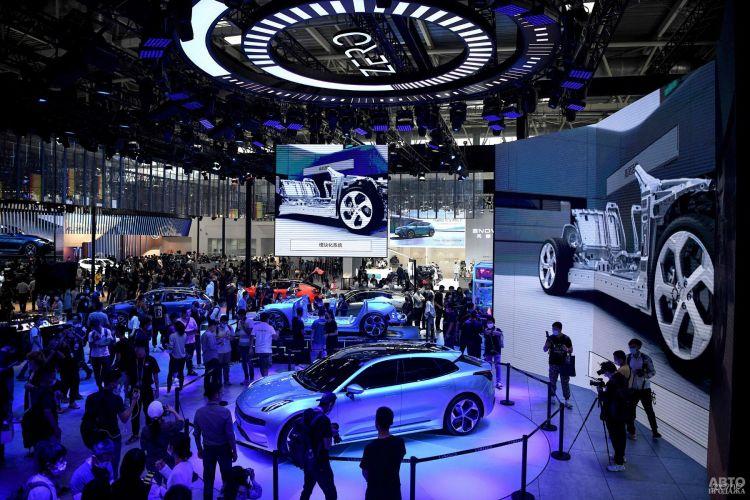 Пекинский автосалон-2020: вопреки пандемии