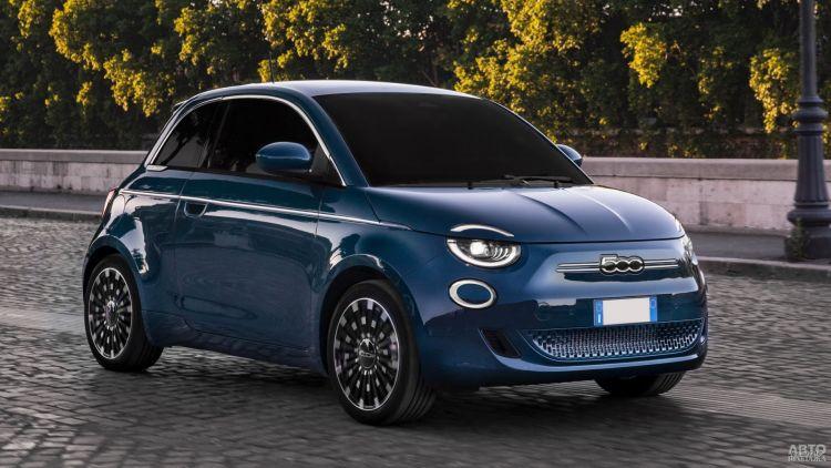 Fiat 500: новый этап