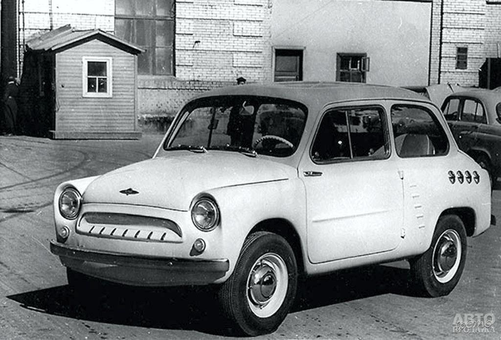 Прототип «Москвич-444»