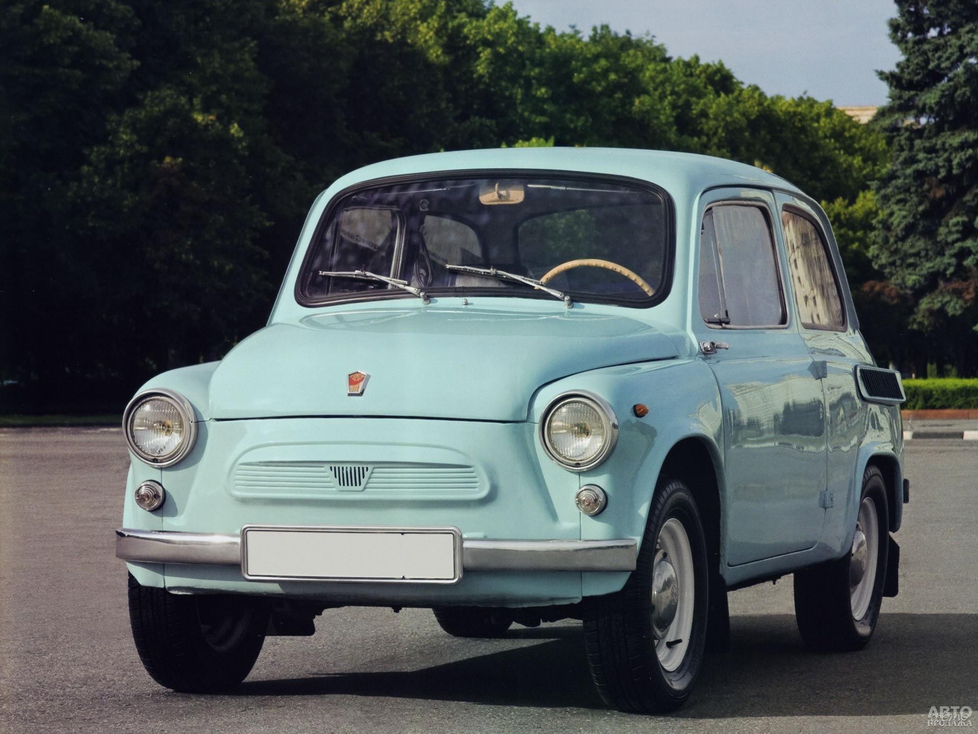 ЗАЗ-965А 1965 года
