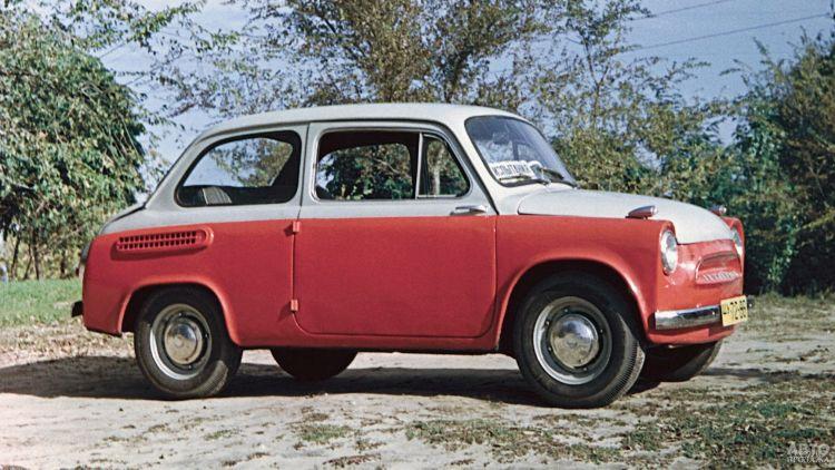 ЗАЗ-965: юбилей украинского «народного» автомобиля