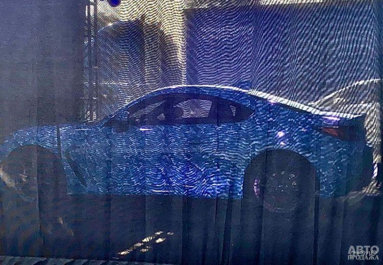 Первые фото нового Subaru BRZ