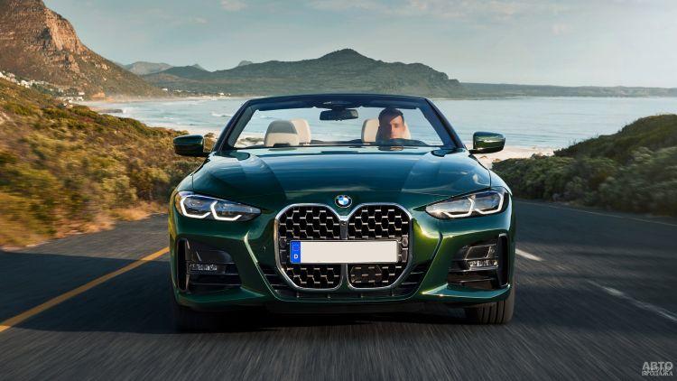 BMW 4 Series Convertible: смена поколений